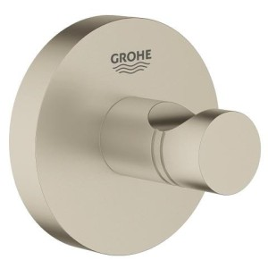 Haczyk pojedynczy GROHE ESSENTIALS brushed nickel 40364EN1